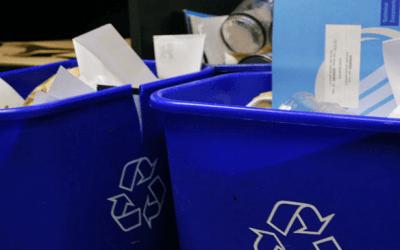 En qué consiste la gestión de residuos